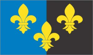Monmouthshire Large County Flag - 5' x 3'